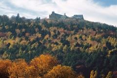 Jesień w Górach Świętokrzyskich